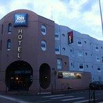 façade Hotel angle rue Sacha Guitry