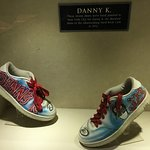 Loved all the fun memorabilia including Danny K shoes & photos of Beatles playing in London.