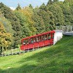 Gurtenbahn Bergstation