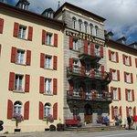 Hotel Glacier du Rhone