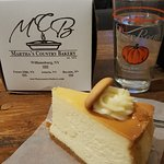 Good ole New York Style Cheese Cake
