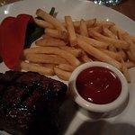 Sirlon Steak mit Beilage