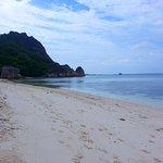not the prettiest beach.. at least it wasn't crowded