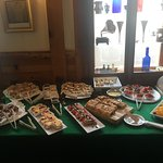 Amazing dessert buffet