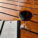 Red wine tasting with menu