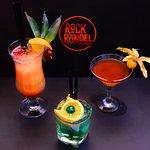 Rock and Rondel to nie tylko jedzenie, to także Mega drinki i alkohole