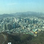 """N Seoul Tower - City View"" Calvin Foster"