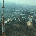 """N Seoul Tower - City/Tower View"" Calvin Foster"