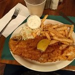 Fish Friday on Friday Night at The Blackthorn Pub