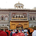 Golden Temple or Harmandir Sahib