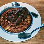 Peanut Butter Cup Pizookie (Hot Cookie, Cold Ice Cream)