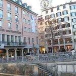 Storchen Zurich Image