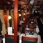 Dinner carriage