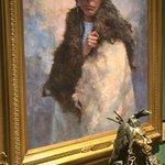 Beautiful art in the gallery