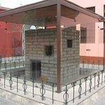 la ermita era el lugar donde Santa Rosa de Lima oraba largas horas, esta hecha de adobes