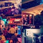 What's your mood; Lounge, Biergarten, Garage Bar or Bar Area?