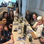 Celebrating my 50th Birthday #girlpower #afternoontea #prossecco #celebration #greycardiff #Hilt