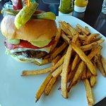 Yummy burgers!