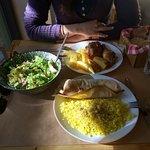 Καταπληκτικό γεύμα!