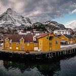 Photo of Nusfjord Fishing Village