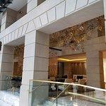 Nice sunny lobby