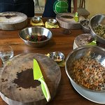 Herbs And Spices Cooking classes Foto