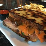 Irish Dinner Sandwich