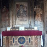 One of many small altars.
