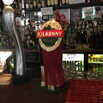 Kilkenny Bar pump