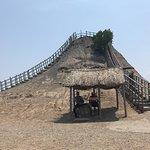 Volcan de Lodo El Totumo (Mud Volcano) Foto