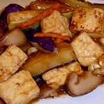Tofu Egglant