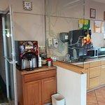 Coffee corner always welcome!