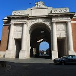 Photo of Menin Gate Memorial