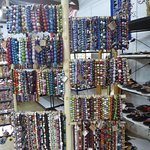 Necklaces galore