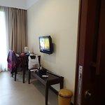 TV Area and connecting door