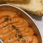 Fish mousse curry