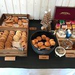 More breakfast spread