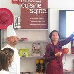 Des cours de cuisine en duo entre un Chef et une Nutritionniste
