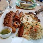 Columbian steak
