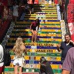 Photo of Escadaria Selaron