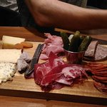 planche charcuterie, fromages