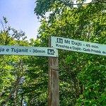 Hiking Trail to Mount Dajt