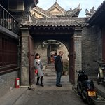At the Great Mosque of Xi'An