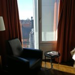 Clarion Hotel Amaranten Foto