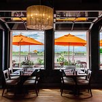Dining at SeaSalt Restaurant in Cape May, NJ