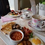 Never fails to impress . Lovely all day breakfast.