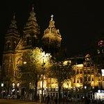 大教堂夜景