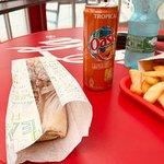 Menu panini à 11€ / panini thon - frites ou chips et boisson