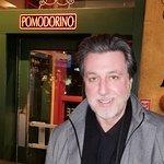 ROSARIO CASSATA AT POMODORINO'S IN HUNTINGTON, NEW YORK.
