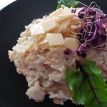 Excelente risotto insuperable